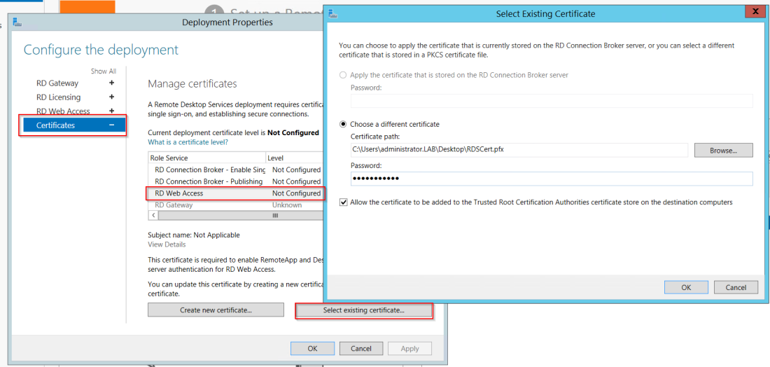 Remote Desktop Services 2012 R2 Deployment Part 1 – TheSleepyAdmins